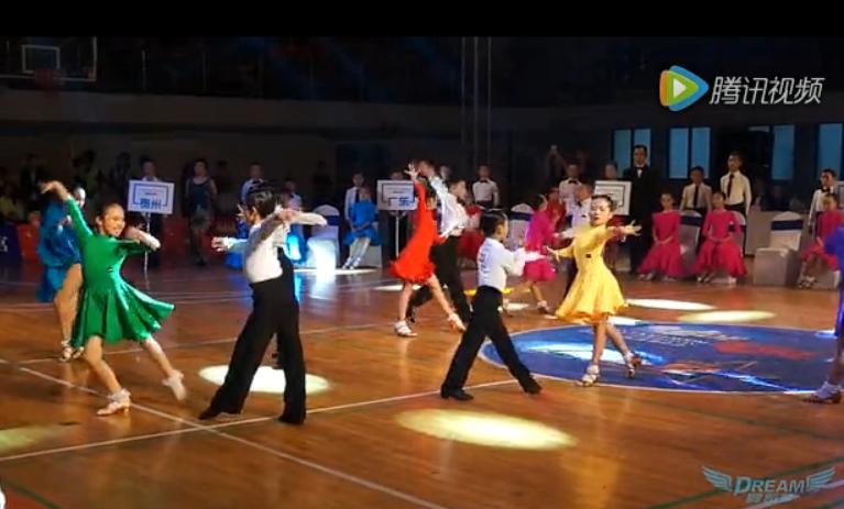 2016CBDF全国青少年锦标赛华中站 省级对抗赛
